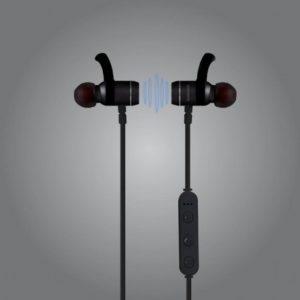 Promate Μαγνητικά Ακουστικά Move Black