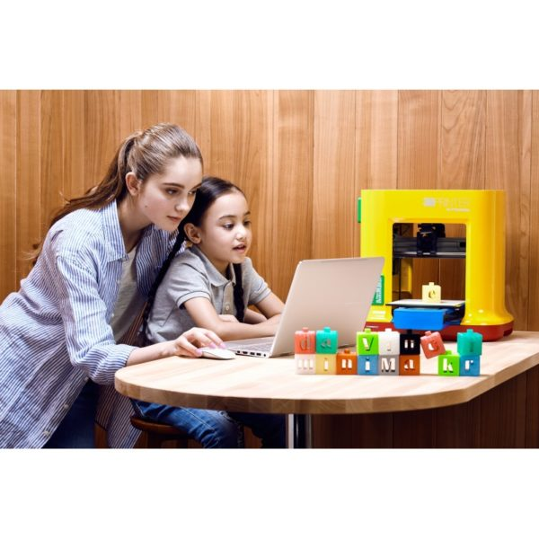 XYZprinting da Vinci Mini W+, 3D Printer